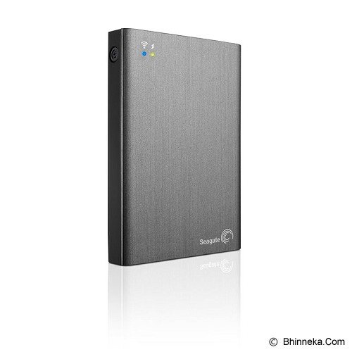 SEAGATE Wireless Plus USB 3.0 1TB [STCK1000300] - Hard Disk External 2.5 Inch